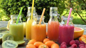 Prírodné nápoje